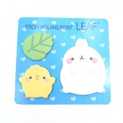 Karteczki samoprzylepne paletka 1