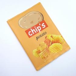 Etui paczka chipsów