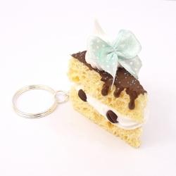 Brelok kawałek tortu 5