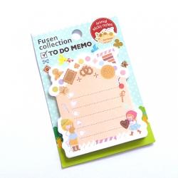Karteczki samoprzylepne piernikowa chatka