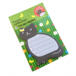 Karteczki samoprzylepne kotek