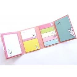 Karteczki samoprzylepne zestaw 1