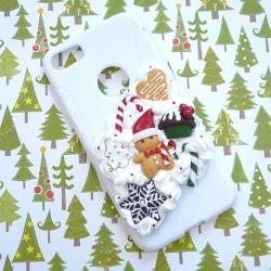 Obudowa na telefon z motywem świątecznym