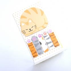 Karteczki samoprzylepne kotki