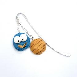 Zakładka do książki z Cookie Monsterem